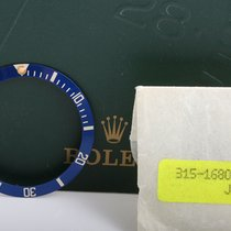 Rolex Submariner OEM Insert For Model 16808 Nice Patina on the...