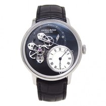 Arnold & Son DSTB Stainless Steel Automatic Mens Watch...