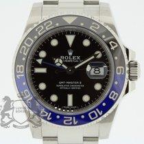 Rolex GMT-Master II 116710BLNR Box & Swiss Papers June 2018