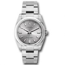 Rolex Oyster Perpetual 36 116000 STIO new