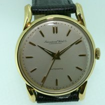 IWC Yellow gold 34mm Automatic pre-owned Australia, Sydney