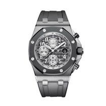 오드마피게 Royal Oak Offshore Chronograph 티타늄