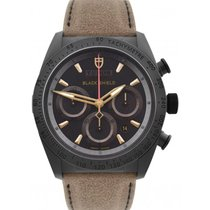 Tudor pre-owned Automatic 42mm Black 15 ATM