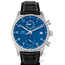 IWC Portuguese Chronograph IW390303 new