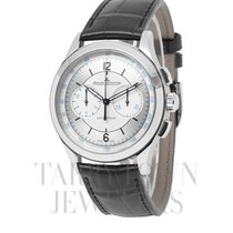 Jaeger-LeCoultre Chronograph 40mm Automatic pre-owned Master Chronograph Silver