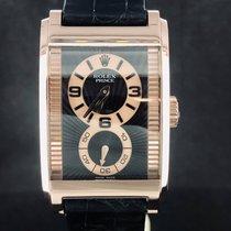 Rolex Cellini Prince tweedehands 28mm Roségoud