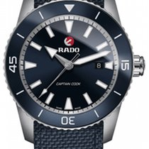 Rado HyperChrome Captain Cook R32501206 new