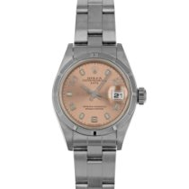 Rolex Oyster Perpetual Lady Date Steel 26mm Pink United States of America, Maryland, Baltimore, MD