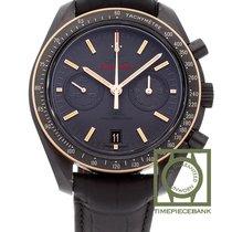 歐米茄 Speedmaster Professional Moonwatch 陶瓷 44.2mm 灰色 無數字