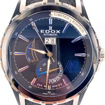 Edox Steel 45mm Automatic 94003 pre-owned