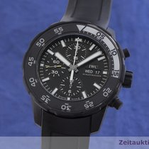 IWC Aquatimer Chronograph 46mm Negro