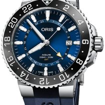 Oris new Automatic Center Seconds Luminescent Numerals Luminescent Hands Luminous indexes 43.5mm Steel