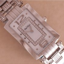 Paul Picot Reloj de dama 22mm Cuarzo nuevo Reloj con estuche y documentos originales 2013
