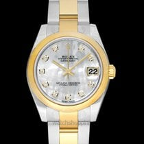 Rolex Lady-Datejust Yellow gold 31mm Mother of pearl United States of America, California, San Mateo