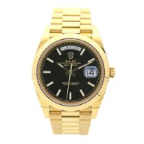 Rolex 228238 Yellow gold 1998 Day-Date 40 40mm pre-owned United States of America, New York, New York