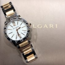 Bulgari Gold/Steel Automatic Bvlgari 102265 new