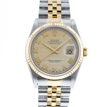 Rolex Steel 36mm Automatic 16233 pre-owned