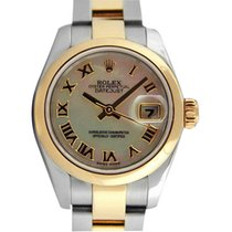 Rolex Lady-Datejust 26mm Nacre Romain