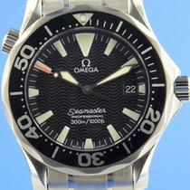 Omega Seamaster Diver 300 M Сталь 36mm Чёрный