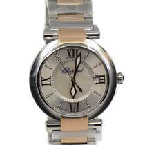 Chopard Imperiale Gold/Steel 36mm Mother of pearl Roman numerals United States of America, New York, New York