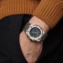 Audemars Piguet Royal Oak Offshore Chronograph Stål 42mm Blå