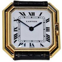 Cartier Yellow gold 27mm Manual winding Paris Centure new