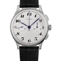 Longines Steel 40mm Automatic L2.827.4.73.0 new
