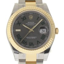 Rolex Datejust II Acero 41mm