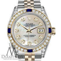 Rolex Lady-Datejust Gold/Steel 31mm Mother of pearl No numerals United States of America, New York, New York