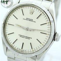 Rolex Oyster Perpetual  Ref. 1003 von 1975 mit Echtheitsbesche...