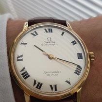 Omega Seamaster De Ville Vintage 18K Solid Gold