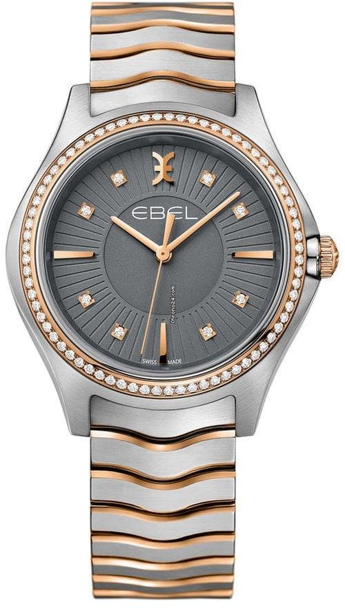 Ebel Wave 1216320 2021 new