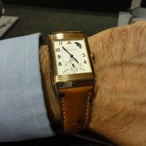 Jaeger-LeCoultre Reverso Quantieme Men's Watch