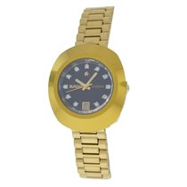 Rado Ladies  Diastar 561.0316.3 Gold Plated Date Automatic