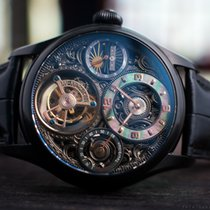Memorigin Tourbillon Starlit Legend Power Reserve