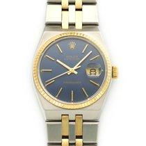 Rolex Two-Tone Datejust OysterQuartz Watch Ref. 17013