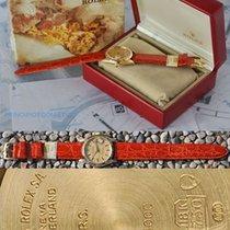 Tudor Prince Oysterdate Rarissimo Cassa Rolex Oro 18 Kt Con...