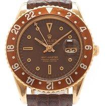 Rolex 1675 Gelbgold 1967 GMT-Master 40mm gebraucht Deutschland, Bielefeld
