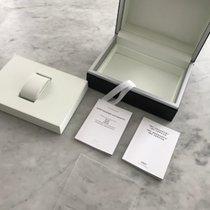 IWC Complete big black leather Box for IWC Potugieser Automati...