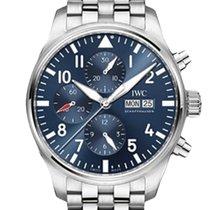 IWC Pilot Chronograph IW377717 2020 new