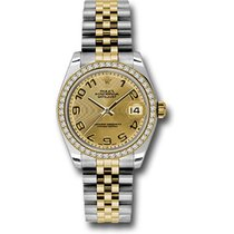 Rolex Lady-Datejust new 31mm Steel