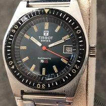 Tissot PR 516 AUTOMATIC vintage Date Beautiful Patina matte dial