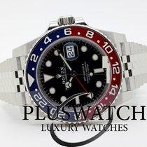 Rolex GMT-Master II 126710BLRO   126710  BLRO new