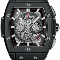 Hublot Spirit of Big Bang Ceramic 45mm Transparent No numerals United States of America, New York, NYC