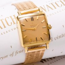 Omega Vintage 18ct gold dress watch