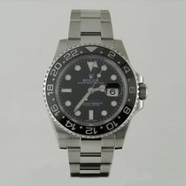 Rolex GMT-MASTER 2 STEEL CERAMiC 2013 PAPERS