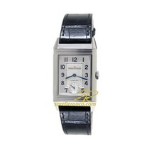 Jaeger-LeCoultre Grande Reverso Night & Day Сталь 27.4mm Cеребро Aрабские