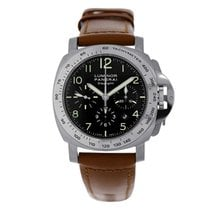 Panerai Luminor Chrono new 44mm Steel