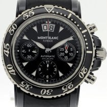 Montblanc Sport Acero 41mm Negro