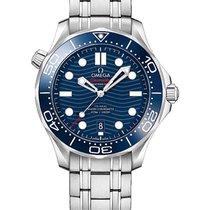 Omega 210.30.42.20.03.001 Seamaster Diver 300 M 42mm